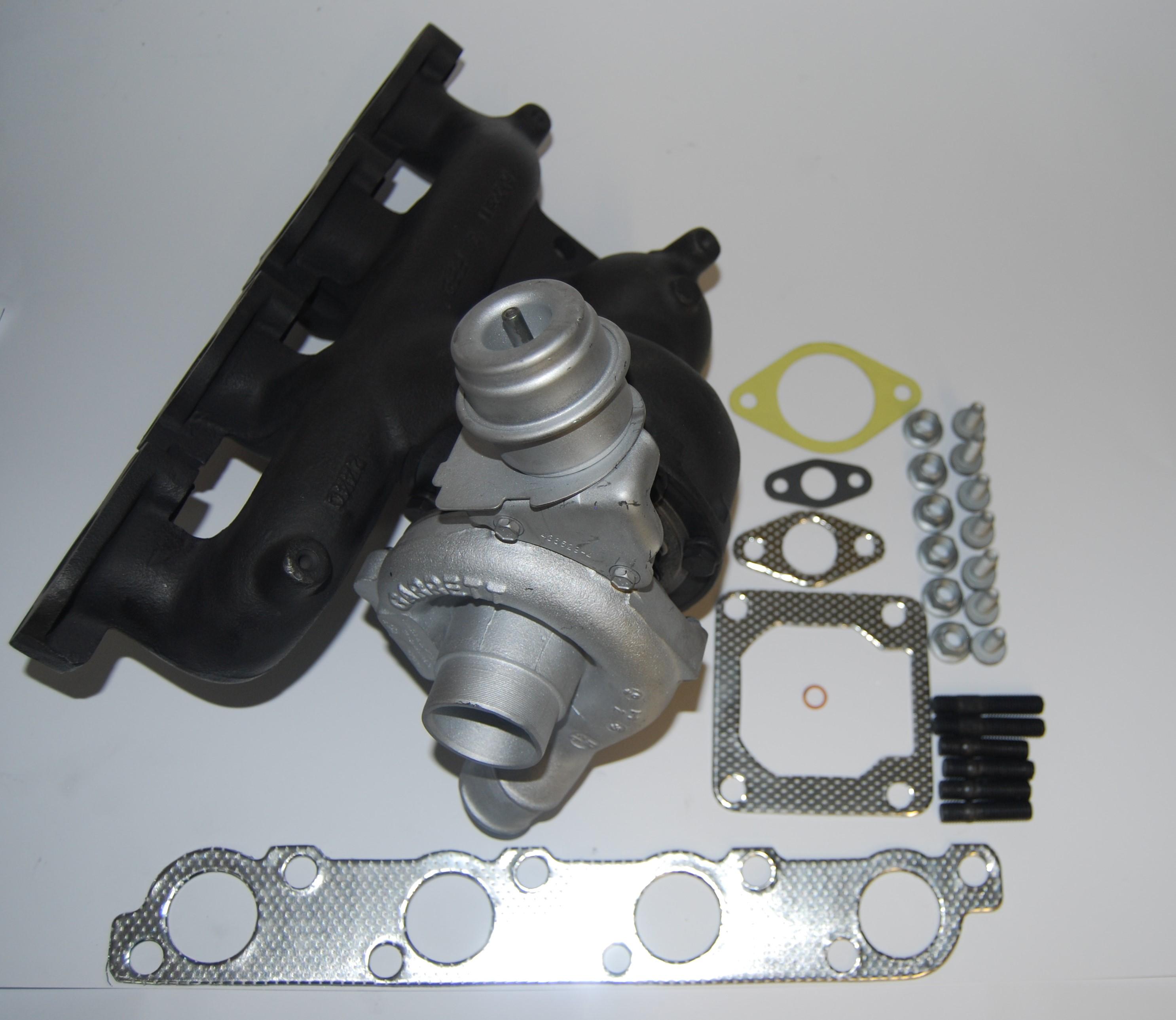 Turbolader JAGUAR X-TYPE 2.0 DI Duratorq DI 130Ps  714467 3S7Q6K682AD